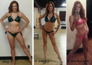 January 1, 2013, February 2013, 3 weeks out from my show.