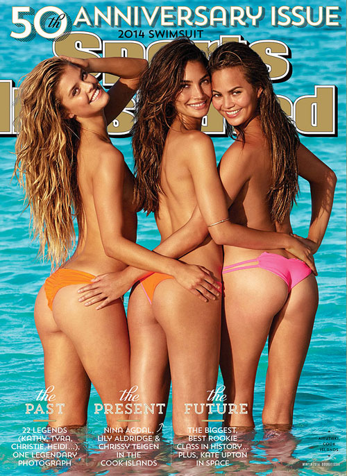 Fit Girl vs Sports Illustrated Cover girls