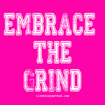 Embrace it.