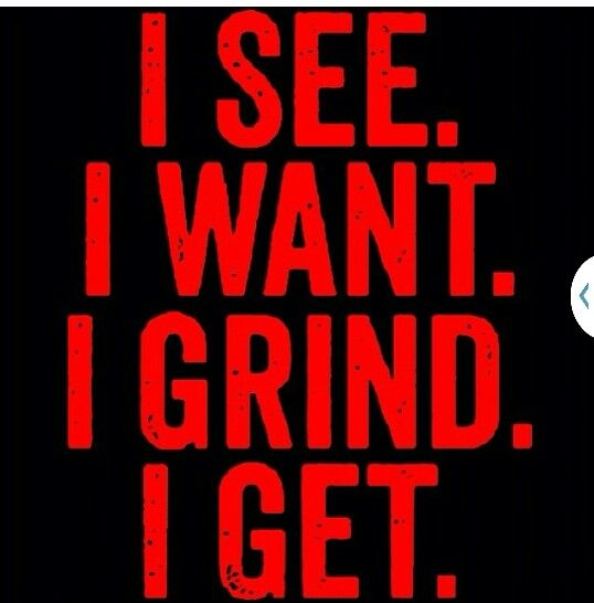 Are you down for the grind?