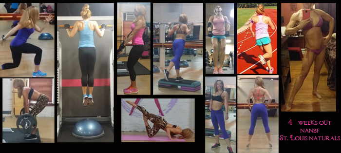 4 weeks out. All this happened., and more