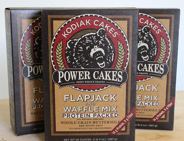 Kodiak Protein pancakes! – IIFYM BIKINI BOSS TRACY