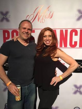 Miss Pole Dance America!!